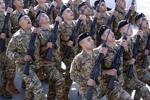 黎巴嫩举行阅兵庆祝独立日