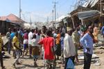索马里首都发生汽车炸弹袭击10人死亡