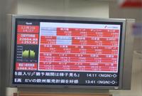 日本东京股市小幅上涨