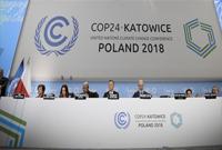 联合国卡托维兹气候变化大会开幕