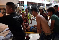 马来西亚商场煤气发生爆炸致3死41伤 遇难者均为华裔工人