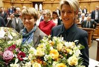 瑞士联邦议会选出两名国家最高行政机构新成员