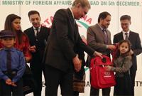 巴基斯坦赞赏中国在推动阿富汗和平进程上的贡献