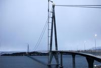 中企承建挪威第二大桥举行通车典礼