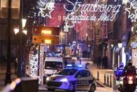 法国圣诞集市枪击案致4死11重伤 官方称基本确定恐袭性质