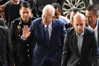 马来西亚前总理纳吉布被指控新罪名