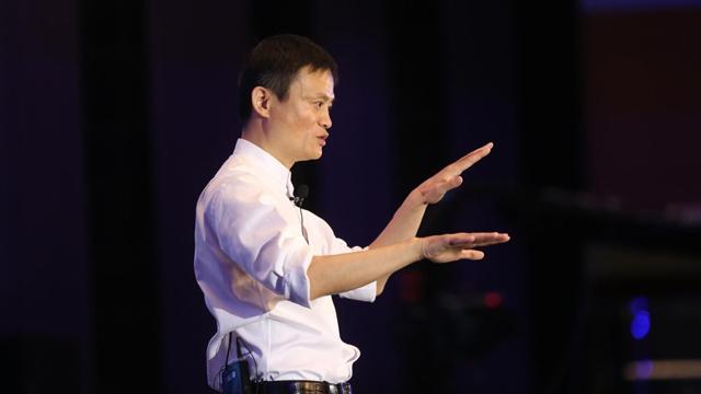 马云谈中国未来:将迎三大发展机遇 未来亚虎娱乐正版官网不可限量