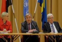 新一轮也门和谈在瑞典结束