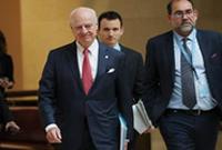 俄土伊三国寻求联合国批准叙利亚宪法委员会人选
