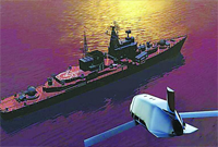 """美军装备""""中俄舰艇杀手"""" 一次投弹96枚打航母"""