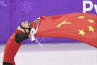 新华社体育部评出2018年中国十佳运动员