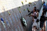 泰国民众在印度洋海啸14周年之际悼念遇难者