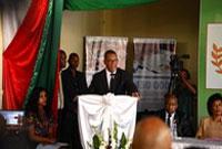 拉乔利纳赢得马达加斯加总统选举