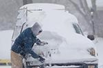 美国遭2场暴风雪侵袭致3死