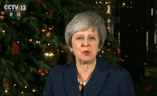 """假期不闲着!英首相就""""脱欧""""再向欧盟提要求"""