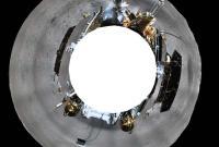 月背清晰环拍影像图来了!