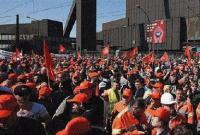 德国再现全国范围机场大罢工 逾20万旅客受影响