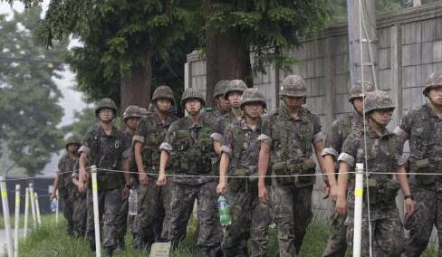 韩将放宽军人手机禁令:每日任务结束后可自由使用