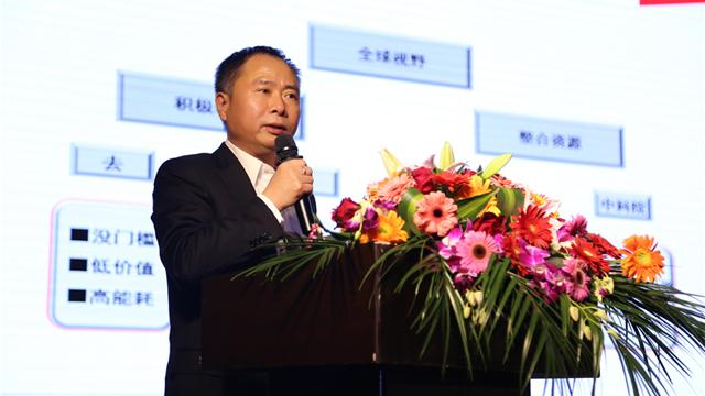 胡仁宝:传统制造企业的一次华丽转身