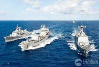 """韩谴责日战机再次抵近韩方军舰 认定是""""公然挑衅"""""""