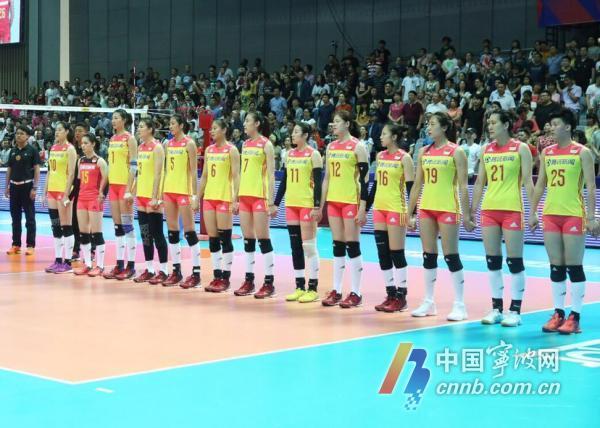 北仑获得东京奥运会排球资格赛举办权