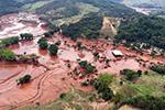 巴西溃坝事故遇难人数升至165人 仍有160人失踪