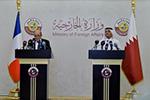 卡塔尔与法国签署战略对话意向协议