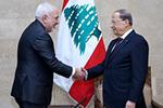 伊朗外长表示愿向黎巴嫩提供一切支持