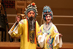 中国编钟和京剧在美演出侧记