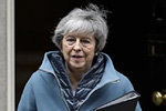 """英首相赴议会通报""""脱欧""""会谈最新进展"""