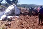 一架小型飞机在肯尼亚西北部坠毁5人丧生