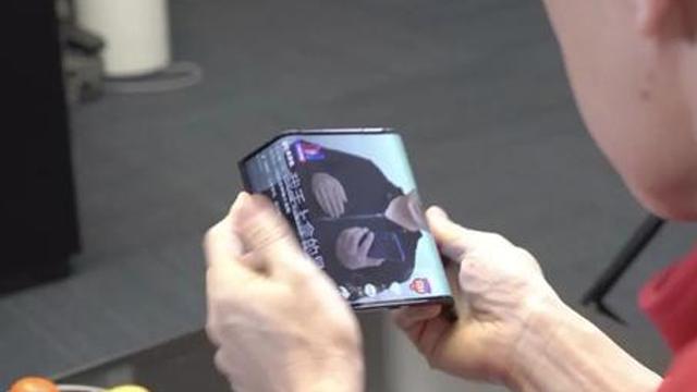 折叠屏手机将扎堆上市:价格或超顶配iPhone