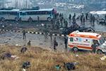 印度警察部队遇袭 42人身亡