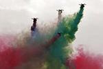 第14届阿布扎比国际防务展开幕