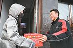 国家邮政局发布运行情况 春节期间递出十六亿个包裹