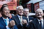 百余华人团体联名抗议澳政府 却没等到想要的答案