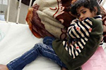 也门有约2000万人正在忍受饥饿