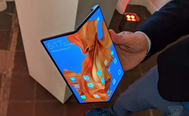 售价1.75万元!华为发布首款5G折叠屏手机Mate X