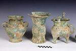 河南出土一批商代晚期青铜礼器