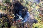 尼泊尔一直升机坠毁 民航部长等7人遇难
