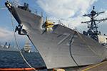 """美军舰带大量""""战斧""""巡航导弹赴黑海 俄军全程监视"""