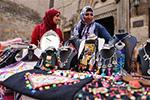 埃及:妇女节手工艺品展