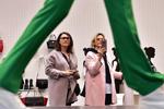 德国杜塞尔多夫国际鞋类及配饰品交易展开幕