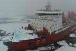 """""""雪龙""""号第35次南极科考航行记"""