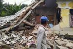 印尼龙目岛发生5.8级地震 有中国游客被困景区