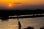 日落尼罗河