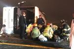 载华人大巴在美弗吉尼亚州翻车 遇难中国公民身份确认