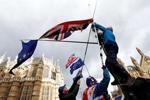 """欧盟同意有条件将英国""""脱欧""""期限延后到5月22日"""