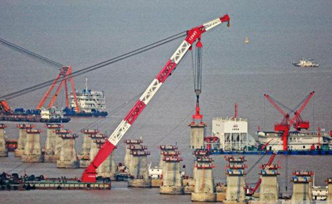 舟岱大桥计划2021年建成 系宁波舟山港主通道重要一环