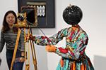 香港巴塞尔艺术展创纪录吸引8.8万名访客